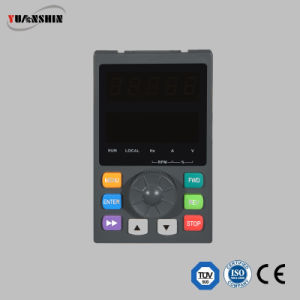Yuansihn 0.75kw 3-Phase 380V Variable Frequency Inverter, VFD AC Drive, Factory Price pictures & photos
