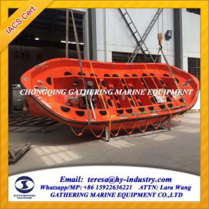 FRP Open Lifeboat 5.5m~8.5m Lifeboat Open pictures & photos