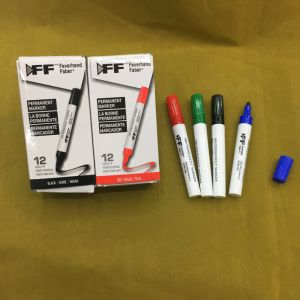 Ef/FF Paper Marker Pen, Permanent Marker Pen pictures & photos