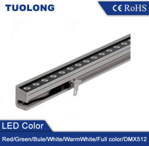 Hot Sale Outdoor Lighting 24W LED Wall Washer Lamp pictures & photos