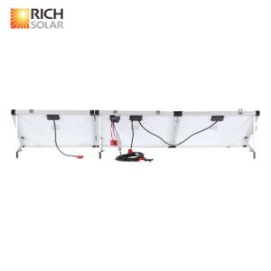270W Tri-Folding Solar Panel 12V Foldable Solar Kit pictures & photos