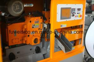 CNC Metal Bar High Speed Cutting Circular Saw Machine Fws-50 pictures & photos