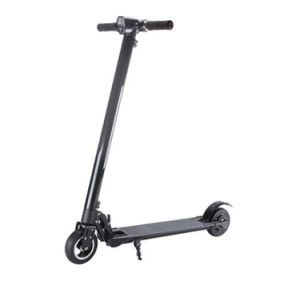Wholesale Folded E-Scooter with LED Lights Kick Scooter Electric pictures & photos