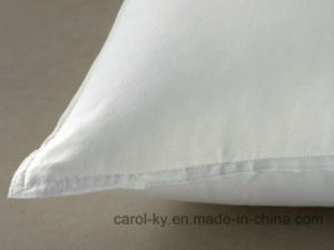 Firm Polyester Fiber Hotel Pillow pictures & photos