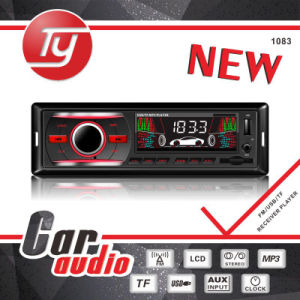 Ce Certified Universal One-DIN Car MP3 Player with Fixed Panel pictures & photos