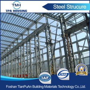 Prefabricated Steel Structure Building Construction Wokshop Warehouse pictures & photos