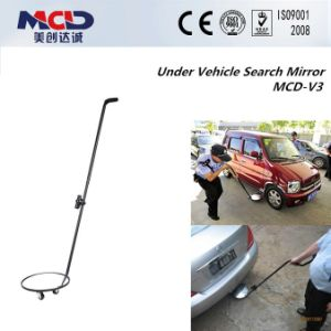 Portable Hand Held Vehicle Inspection Mirrors Used for Checkpoint