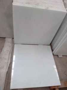 White Crastal White Marble Tiles for Indoor Decoration pictures & photos