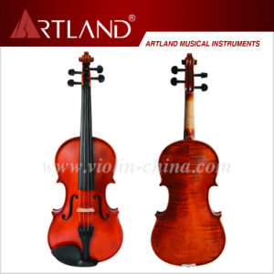 Flamed Violin (MV120) pictures & photos