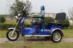 Three Wheel Motorcycle for Disabled pictures & photos