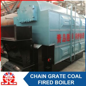Travelling Grate Fuel Coal Boiler pictures & photos