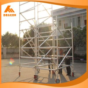 Double Width Step-Stair Scaffolding (SDW-02) pictures & photos