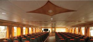 250seats Steel Passenger Ferry Ship with Luxury Decoration pictures & photos