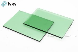 Perfect Dark Green / Natural Green Building Float Glass (C-DG) pictures & photos