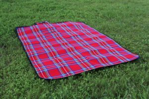 Outdoor Beach Camping Hiking Travelling Waterproof Picnic Blanket pictures & photos