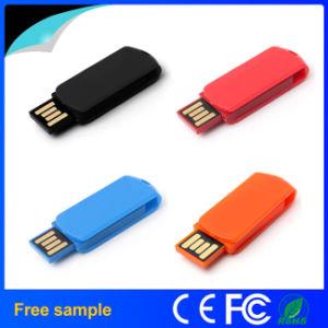 OEM Logo Printing Cheap Mini Swivel USB Flash Disk