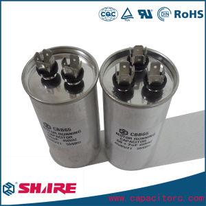 Cbb65 AC Motor Run Capacitor for Air Conditioner Compressor 30UF pictures & photos