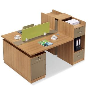 Modern Wall Workstation Screen Modular Workbench Divider Office Partition (HX-NCD357) pictures & photos