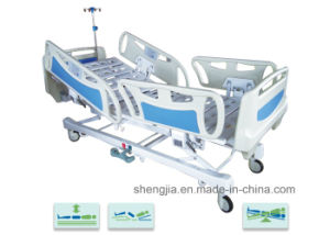 Sjb500eca Houspital Bed with Eight Function pictures & photos