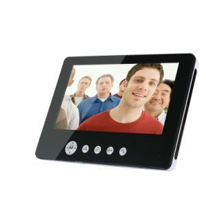 9 Inch Touch Screen Video Door Phone Doorbell Intercom Kit pictures & photos