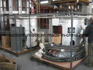 5 Ton Universal Tilting Rotary Furnace for Aluminium Scraps pictures & photos