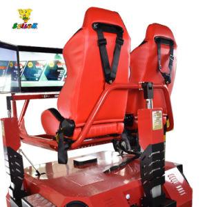 360 Degree Rotate 3D Car Arcade Racing Car Game Machine pictures & photos