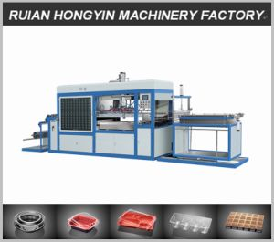 Plastic Tray Vacuum Forming Machine pictures & photos