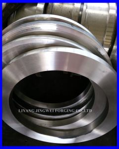 Popular Forged Die Making Steel Ring Forging pictures & photos