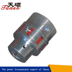 Easy Assembly Jaw Type Coupling for Heavy Machinery pictures & photos