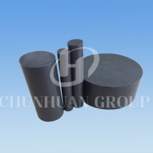 PTFE Filled Graphite/Carbon Tube/Pipe/Tube Bar pictures & photos