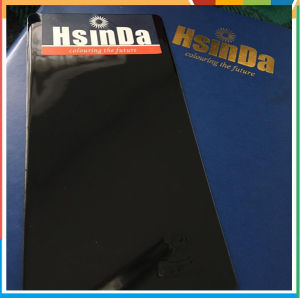Hsinda High Gloss Black Mirror Chrome Effect Powder Coating pictures & photos