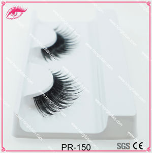 False Lash Human Hair Eyelash with High Quality pictures & photos