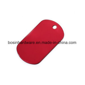 Metal Aluminum Blank Dog Tag pictures & photos