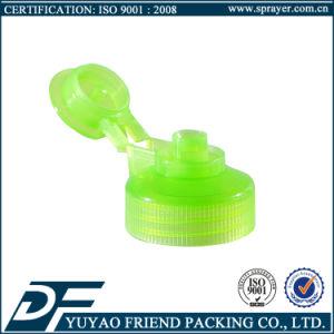 28/400 Plastic Flip Top Cap for Cosmetic Bottle pictures & photos
