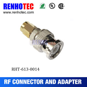 RF Connector SMA Male to BNC Male Electrical Adapter pictures & photos