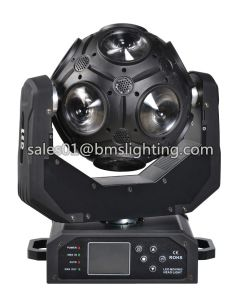 Hot Sale Guangzhou Cosmopix 12*20W RGBW 4in1 LED Football Moving Head Light (BMS-8830) pictures & photos