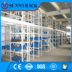 Industrial Warehouse Storage Mezzanine Floor Rack pictures & photos