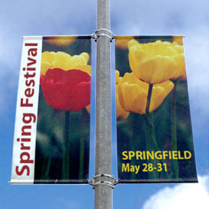 Durable Waterproof Advertising Double Sides Banner Printing pictures & photos