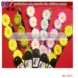 Birthday Party Gifts Hair Jewelry Floral Hairband Headband (BO-3070) pictures & photos
