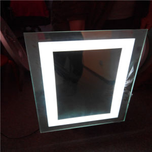 ETL IP44 Rated Us Hotel LED Illuminated Hotel Bathroom Mirror pictures & photos