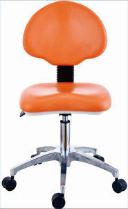 Ce Approved Portable Dentist Stool of Dental Unit pictures & photos
