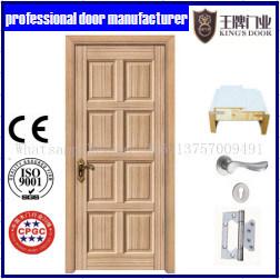 Wooden Combination Door PVC Paint-Free Doors pictures & photos