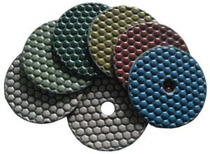Dry Polishing Pad for Granite and Marble pictures & photos