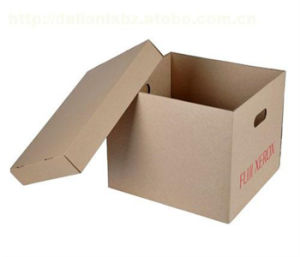High Quality Corrugated Box Custom Shoes Box Printing pictures & photos