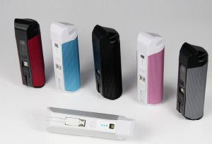 Power Bank and USB Flash Drive