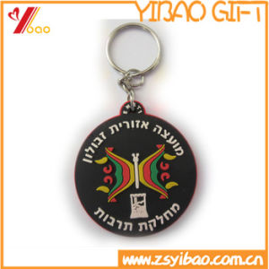 Promotional Custom Rubber Soft PVC Keychain pictures & photos