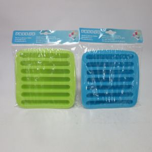 S/7 Silicone Ice Cube Sticks Tray Mold pictures & photos
