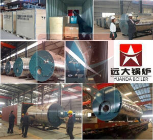 700kw to 1400kw Gas and Oil Fired Industrial Hot Water Boiler Prices pictures & photos