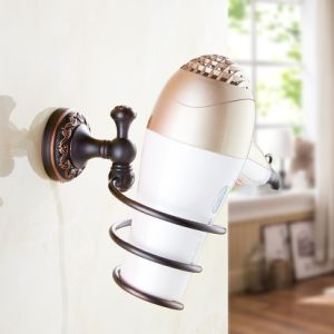 FLG Bathroom Fitting Oil Rubbed Bronze Hairdryer Frame Wall Mounted pictures & photos