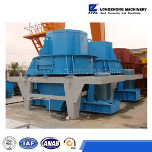 Lzzg Vertical Shaft Impact Crusher for Hot Sale pictures & photos
